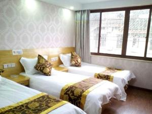 Putuo Mountain Qinqin Guest House, Affittacamere  Zhoushan - big - 4
