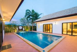 Secluded Family Pool villa