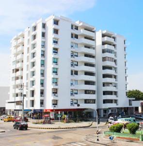 Apartotel Eslait, Aparthotels  Barranquilla - big - 56