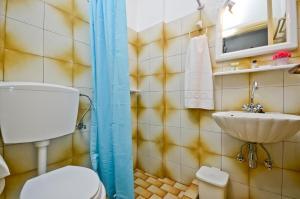 Galazia Studios, Apartmánové hotely  Naxos Chora - big - 29