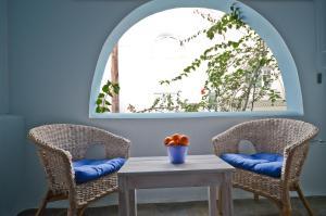 Galazia Studios, Apartmánové hotely  Naxos Chora - big - 38