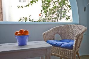 Galazia Studios, Apartmánové hotely  Naxos Chora - big - 39