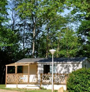 Camping Naturiste Terme d'Astor, Kempy  Saint-Avit-Rivière - big - 19
