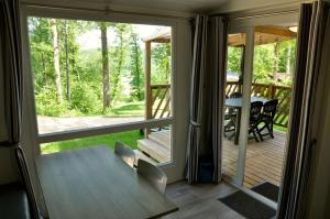 Camping Naturiste Terme d'Astor, Kempingy  Saint-Avit-Rivière - big - 18