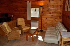 Camping Naturiste Terme d'Astor, Kempingy  Saint-Avit-Rivière - big - 16