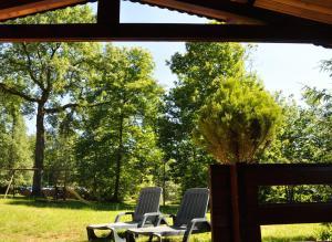 Camping Naturiste Terme d'Astor, Kempy  Saint-Avit-Rivière - big - 13