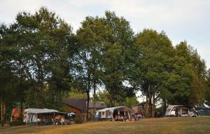Camping Naturiste Terme d'Astor, Kempingy  Saint-Avit-Rivière - big - 9