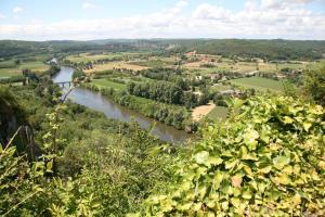 Camping Naturiste Terme d'Astor, Kempingy  Saint-Avit-Rivière - big - 5