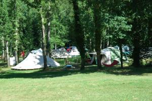 Camping Naturiste Terme d'Astor, Kempingy  Saint-Avit-Rivière - big - 4