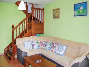 A Picture of Two Bedroom Holiday Home in Udias