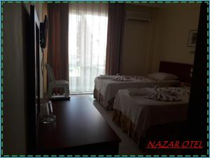 Nazar Hotel, Hotely  Didim - big - 42