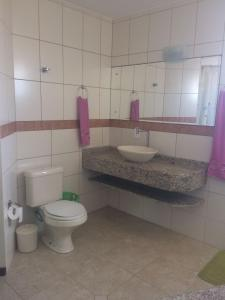 Residencial Cid, Vendégházak  Florianópolis - big - 45