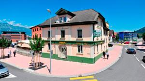 Hotel Linde - Backpacker Linde
