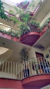 Alojamiento en Narvarte, Ubytování v soukromí  Mexico City - big - 5