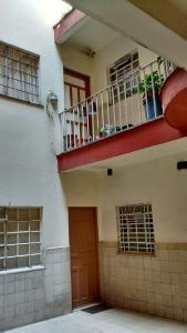 Alojamiento en Narvarte, Ubytování v soukromí  Mexico City - big - 6