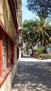 Alojamiento en Narvarte, Ubytování v soukromí  Mexico City - big - 11