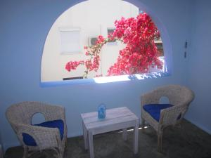Galazia Studios, Aparthotely  Naxos Chora - big - 28