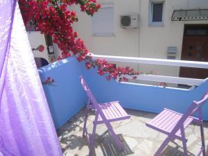 Galazia Studios, Apartmánové hotely  Naxos Chora - big - 20