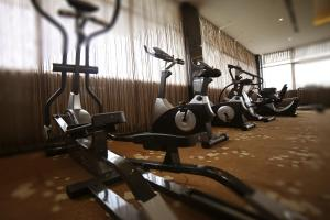 Fitness center The Grand Mountain Hotel Matale