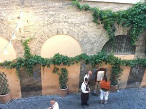 4BROS Appartamento Trastevere/45, Апартаменты  Рим - big - 18