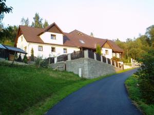 3 hvězdičkový chata Penzion Roubenka Desná Česko