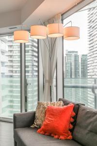 Premium Suites - Furnished Apartments Downtown Toronto, Apartmanok  Toronto - big - 153