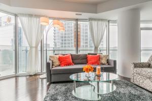 Premium Suites - Furnished Apartments Downtown Toronto, Apartmanok  Toronto - big - 122
