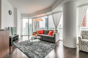 Premium Suites - Furnished Apartments Downtown Toronto, Apartmanok  Toronto - big - 118