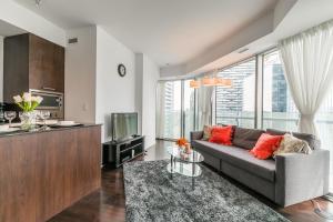 Premium Suites - Furnished Apartments Downtown Toronto, Apartmanok  Toronto - big - 117