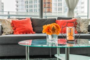 Premium Suites - Furnished Apartments Downtown Toronto, Apartmanok  Toronto - big - 115