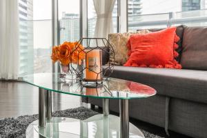 Premium Suites - Furnished Apartments Downtown Toronto, Apartmanok  Toronto - big - 114