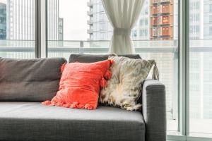 Premium Suites - Furnished Apartments Downtown Toronto, Apartmanok  Toronto - big - 116