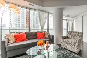 Premium Suites - Furnished Apartments Downtown Toronto, Apartmanok  Toronto - big - 111