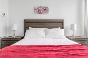 Premium Suites - Furnished Apartments Downtown Toronto, Apartmanok  Toronto - big - 42
