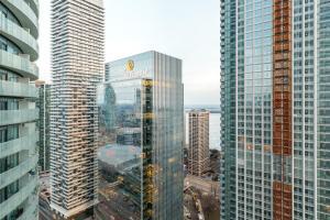Premium Suites - Furnished Apartments Downtown Toronto, Apartmanok  Toronto - big - 192