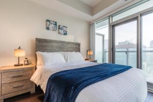 Premium Suites - Furnished Apartments Downtown Toronto, Apartmanok  Toronto - big - 198