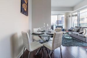 Premium Suites - Furnished Apartments Downtown Toronto, Apartmanok  Toronto - big - 143