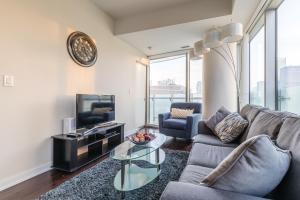 Premium Suites - Furnished Apartments Downtown Toronto, Apartmanok  Toronto - big - 78