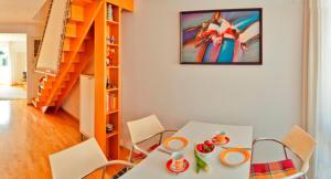 Forum Marinar_ Whg_ 24, Apartments  Bansin - big - 10