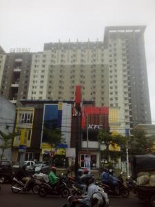 Exterior view Joe Apartemen Gateway