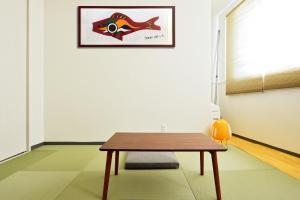 JapaneseArtRoomShinmachi, Appartamenti  Osaka - big - 2