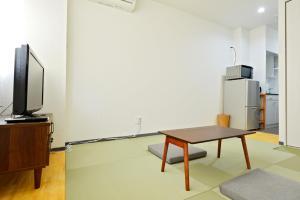 JapaneseArtRoomShinmachi, Appartamenti  Osaka - big - 9