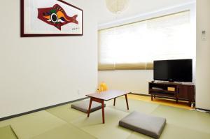 JapaneseArtRoomShinmachi, Appartamenti  Osaka - big - 3