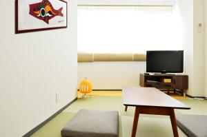 JapaneseArtRoomShinmachi, Appartamenti  Osaka - big - 4