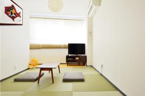JapaneseArtRoomShinmachi, Appartamenti  Osaka - big - 6