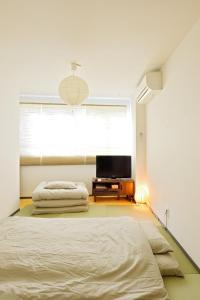 JapaneseArtRoomShinmachi, Appartamenti  Osaka - big - 5