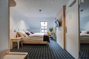 Rhein Neckar Hotel, Отели  Мангейм - big - 22