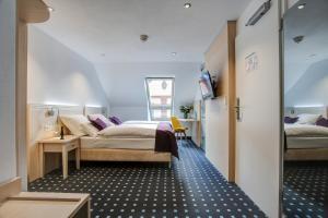 Rhein Neckar Hotel, Отели  Мангейм - big - 35