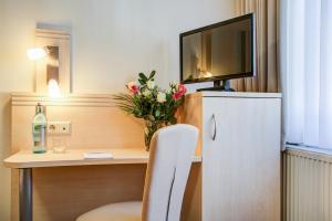 Rhein Neckar Hotel, Отели  Мангейм - big - 37
