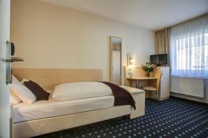Rhein Neckar Hotel, Отели  Мангейм - big - 39